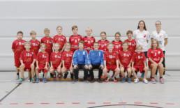 TuS Schutterwald E-Jugend – Die roten Teufel der Ortenau