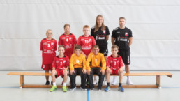 D-Jugend | TuS Schutterwald - Die roten Teufel der Ortenau