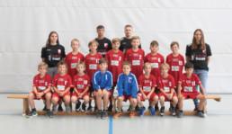E-Jugend | TuS Schutterwald - Die roten Teufel der Ortenau
